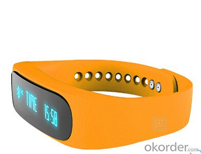 Waterproof Bluetooth Smart Watch for Andriod and iphone with Pedometer Function