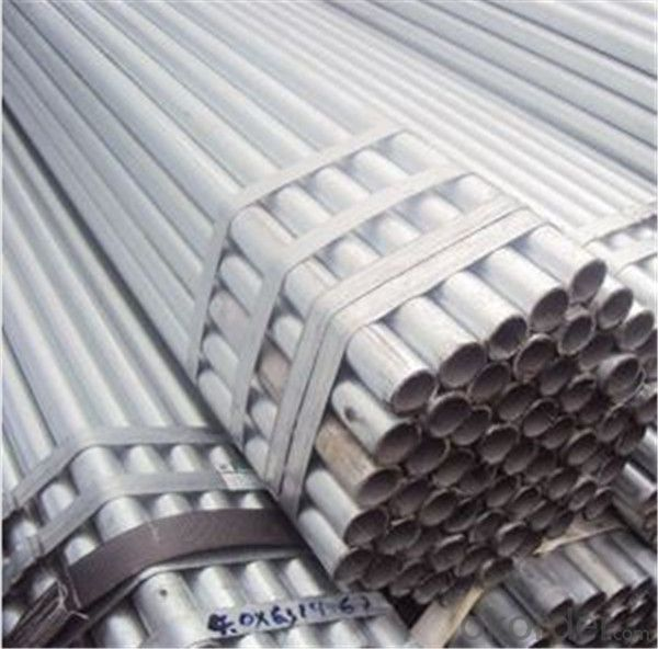 Galvanized Scaffolding Tube 48.3*2.0mm*6m Q235B Steel Standard EN39/BS1139 for Sale CNBM
