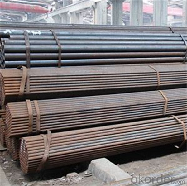 Black Scaffolding Tube 42.3*4.0 Q235 Steel EN39/BS1139 CNBM
