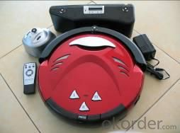Robot Vacuum Cleaner with Remote Control Auto Charging Cyclone