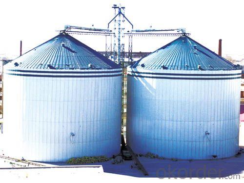 Buy Grain Bin Grain Steel Silos In Small Capacity Price