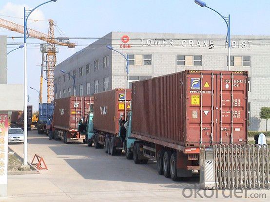 Building Hoist SC200/200 China Famous Factory