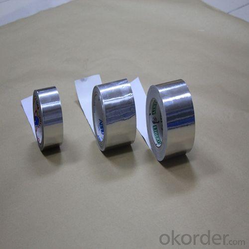 Aluminum Solvent-Based Adhesive Tape 40mic