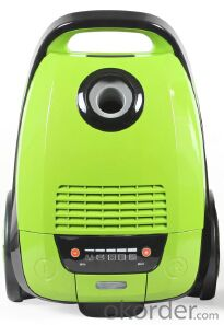 Bagged Vacuum Cleaner with LED Regulator CNBG9008