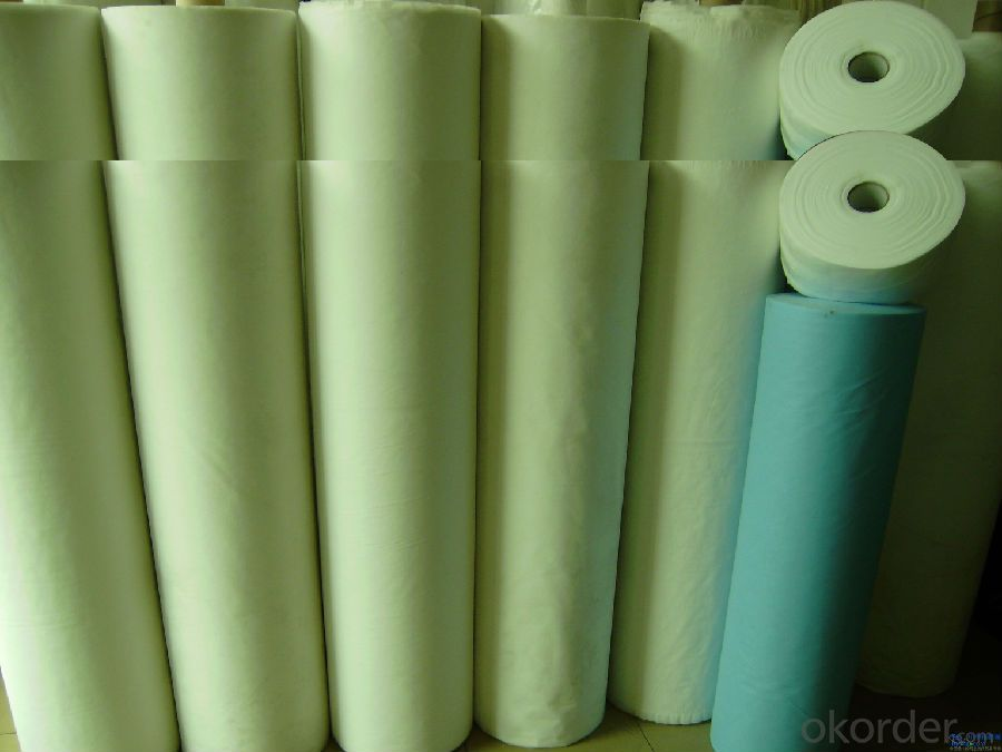 High Quality Hot Air Through Nonwoven Fabric for Baby Diapers