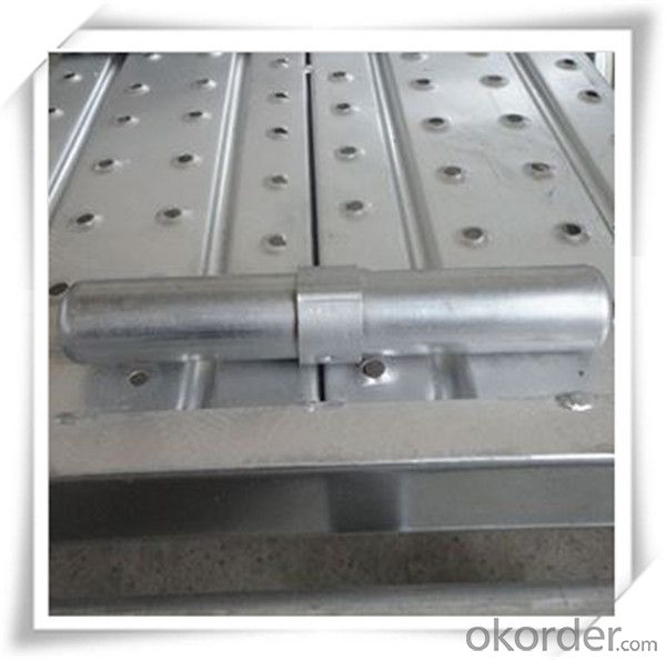 ​Hot Dip Galvanized Joint Pin 36*1.2*235 for Scaffolding CNBM