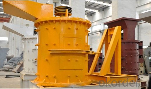 Compound Crusher CMAX High Quality For Crushing Stone