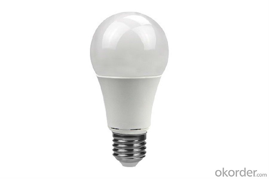 LED Bulb Light E27 3000k-4000K-5000K-6500k A60 9W 800 CRI 80 PF0.9 800 Lumen Non Dimmable