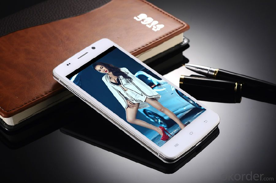 MTK 6582  Quad-core 1.3GHz 4 inch IPS Smartphone