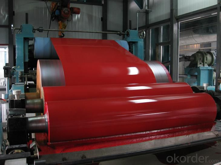 BMP Z65 Rolled Steel Coil for Sandwich Panel