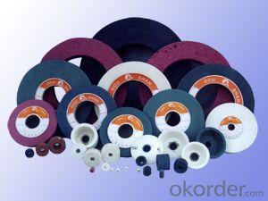 Resinoid Cylindrical Grinding Wheel Made in China