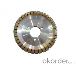 Resinoid Grinding Wheel Made in China for Machin