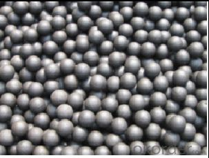 Cement Grinding Ball Concrete Admixture in High Performance