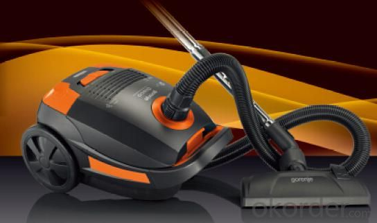 Bagged Canister Vacuum Cleaner with Speed Control CNBG9008