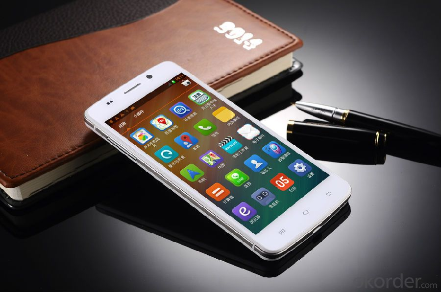 5 inch Octo-Core Smartphone  MTK 6592 1.7GHz OGS Screen 1280*720 Resolution