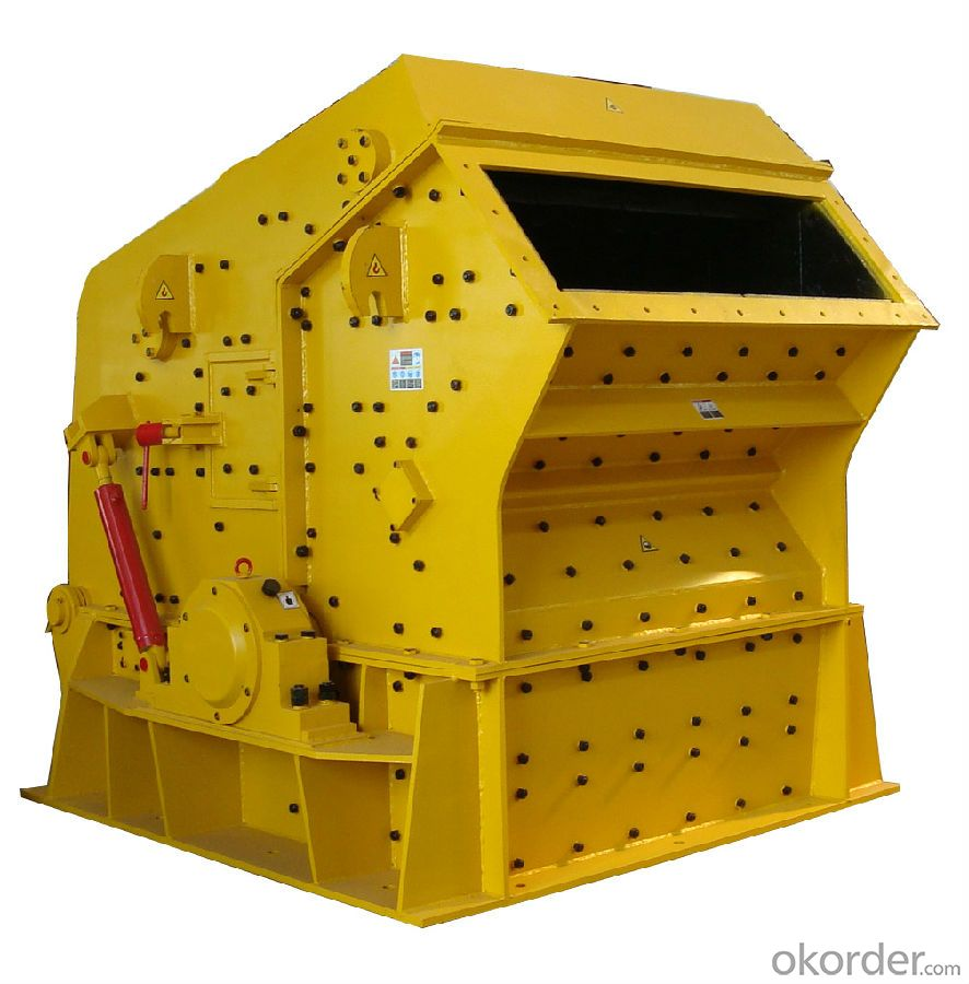 Impact Crusher PF-1010 ZJJX High Quality For Crushing Stone