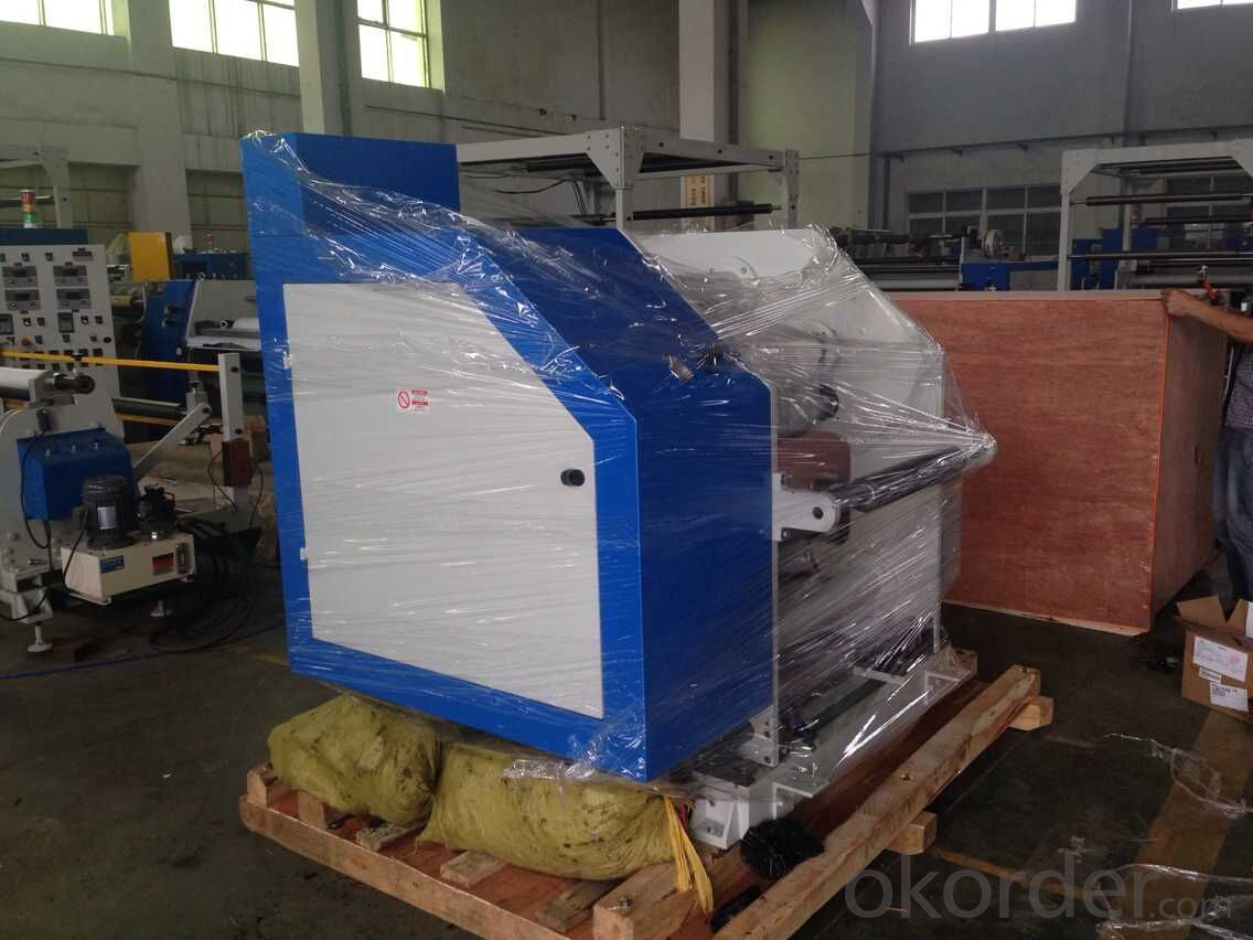 Hot Melt Coating machine for Tape Testing