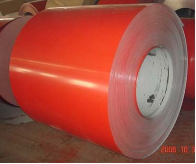 Pre-Painted Galvanized Steel Coil/Construction Purposes Az80-Az140