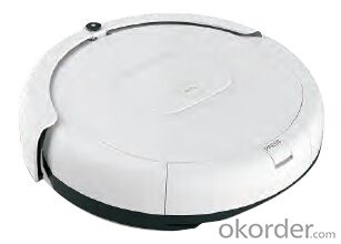 Robot Vacuum Cleaner with LED Indicator and Remote Control CNRB012