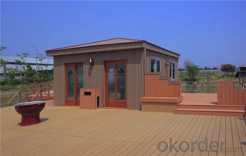 Outdoor Wood Decking wholesale from China