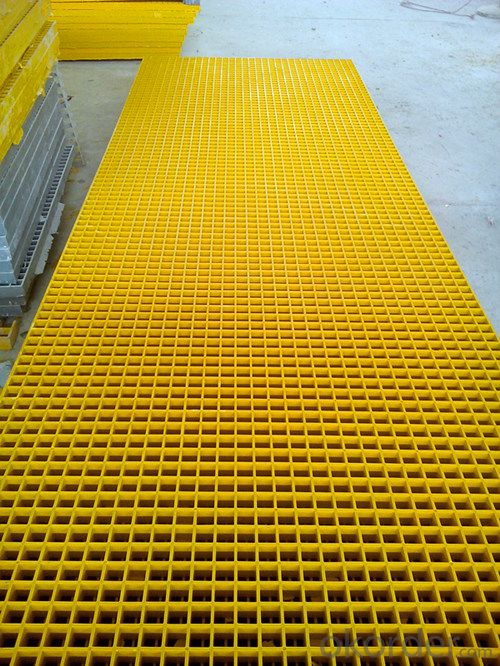 FRP Grille/Fiberglass Grating Walkway Grille