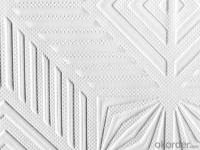 New  Design  Perforated Gypsum Ceiling