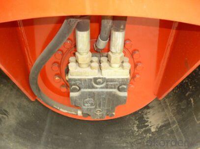 Hydraulic Double Drum Vibratory Roller LTC208