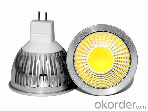 LED Spotlight Dimmable COB GU10 RA>90 90 Degree Beam Angle 85-265v  1000 lumen