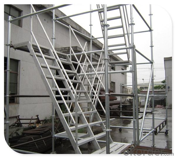Shipyard Platform Scaffolding System with En12810 Standard CNBM