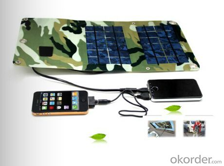 Folding  Solar Charger   Model OS-FS0501