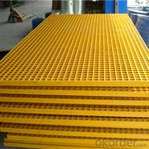 FRP Grille/Fiberglass Grille with High Strength
