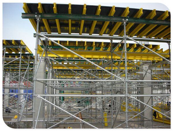 Ringlock Scaffolding System for BuildingSGS Approved  CNBM