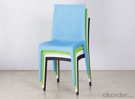 Plastic Chair,Rattern Design and Hot Sale