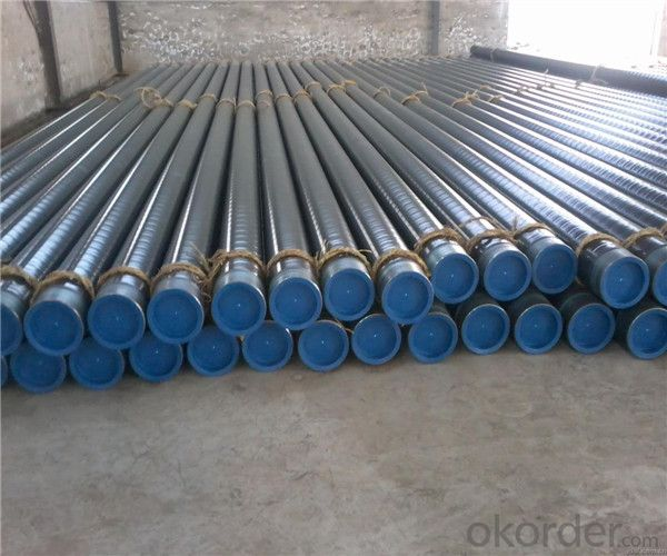 Seamless Steel Pipe with Best Price and High Quality