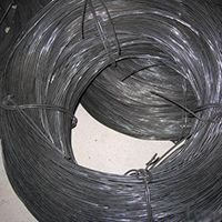 Black Iron Wire or Black Annealed Wire With Customised Diameter From 0.3mm to 7mm