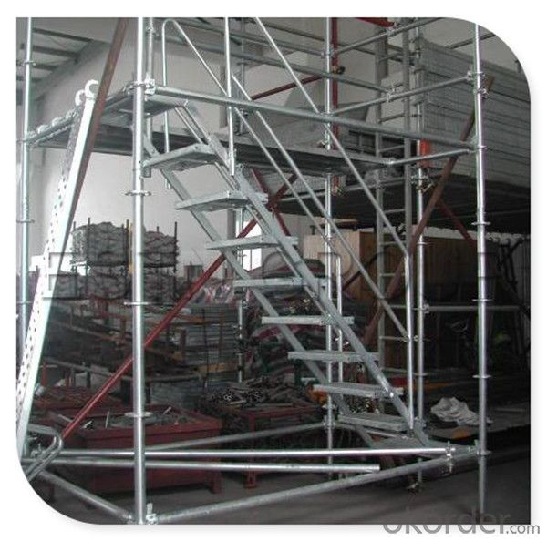 Construction Scaffolding with En12810 Standard for South America CNBM