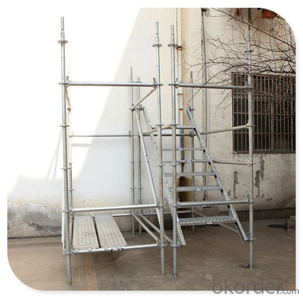Wedge Lock Scaffolding System for Construction with SGS Certified CNBM
