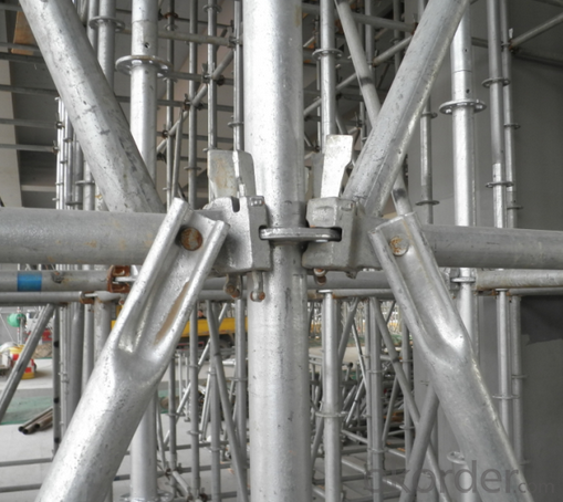 Frame Scaffolding System-Joint Pin with clips CNBM