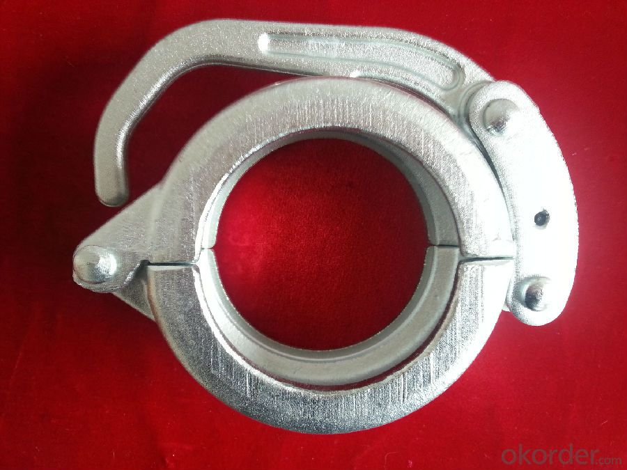 Forged Wedge Coupling DN 125 with Hgh quality
