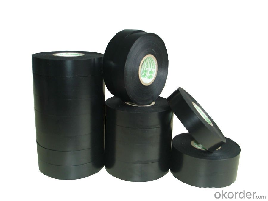 PVC Electrical Insulation Tape Vehicle Reflective Adhesive