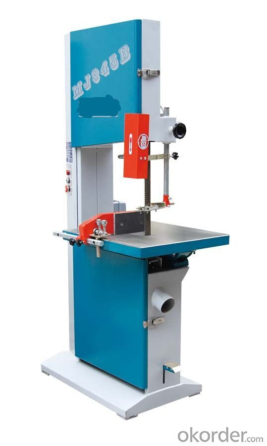 NC-Turning Lathe Automatic Lathe & Woodworking Band  Saw Machine