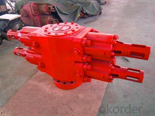 Ram Type Blowout Preventer with API 16A Standard