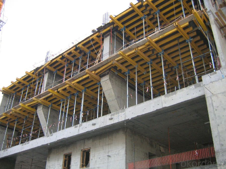 Table Formwork for High-rise Building and Large Projects