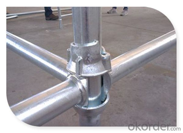 Cuplock System Scaffold System Scaffold with Good Quatity CNBM