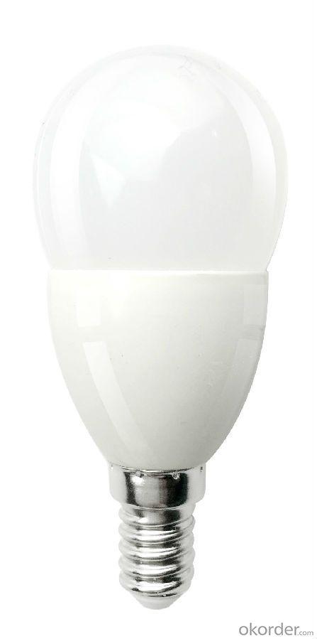 LED Candle Light E27 /E14 3000k-4000K-5000K-6500k P45 7W CRI 80  600 Lumen Non Dimmable