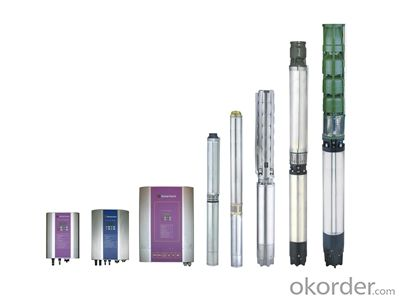 AC Solar Water Submersible Centrifugal Pump