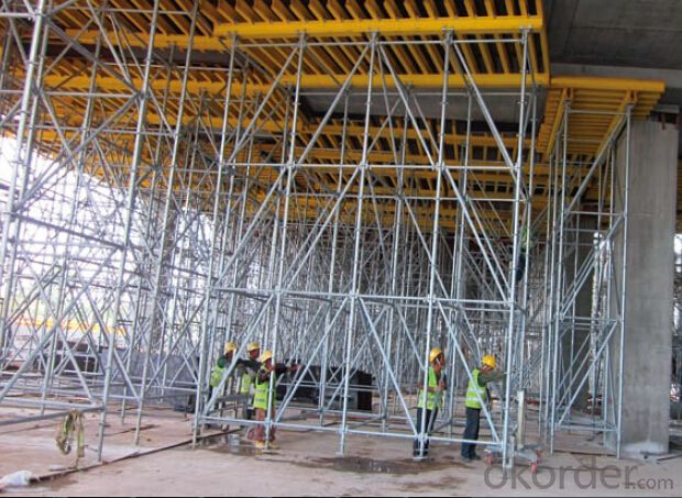 Table Formwork with Best Quality and Easy Installation