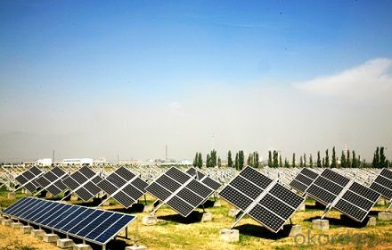 Polycrystalline Silicon Solar Panel Model CR095P-CR080P