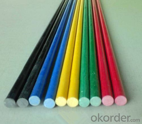 FRP Rods,High Strength Corrosion-resistant Durable Professional FRP Rods