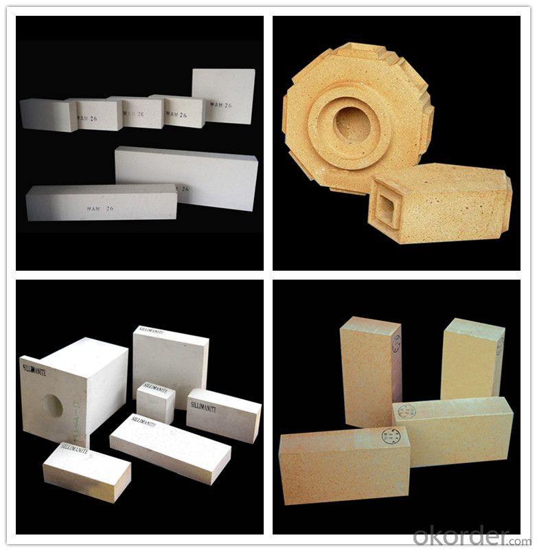 HOT SALE!!!! Fireclay Refractory Bricks for Hot Blast Stoves